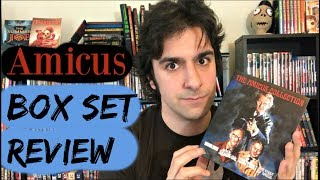 AMICUS COLLECTION (Severin Films) Classic Horror Movie Reviews