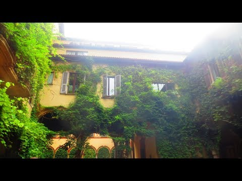 Milano - Casa Atellani e la vigna di Leonardo
