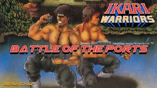 Battle of the ports - ikari warriors (怒) show #162 - 60fps