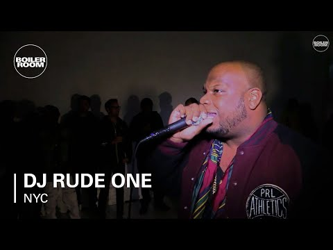 DJ Rude One Boiler Room NYC DJ Set