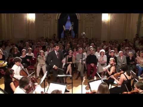 "Wladimir Kossjanenko conducts Gioachino Rossini ""Il barbiere di Siviglia"": The Virtuosos of Split"