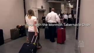 Luggage and Logistics - 2018 Tour with the Mormon Tabernacle Choir