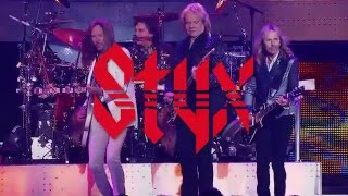 STYX at the EKU Center on 4/5