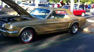 1965 Ford Mustang walk around