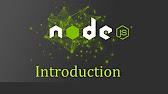 Node js Tutorial for Beginners - YouTube