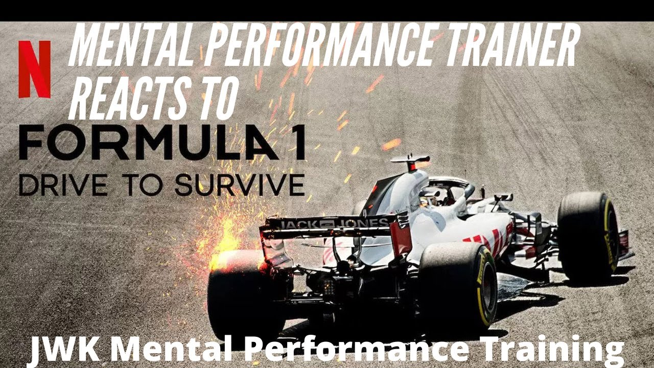 """Professional Mental Performance Trainer Reacts to """"Formula 1: Drive To Survive"""""""
