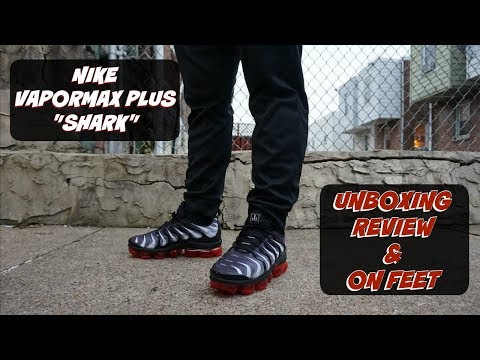 WORTH $190!? NIKE AIR VAPORMAX PLUS ON FEET! WATCH BEFORE