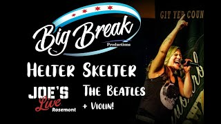 Helter Skelter Cover - The Beatles - Hannah K Watson - Big Break Vocal Competition