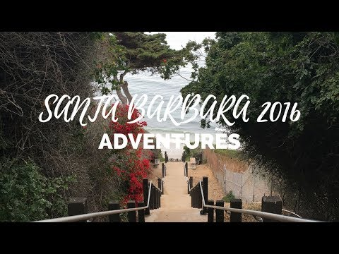 Santa Barbara Adventures