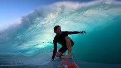 POV WORST BIG WAVE PADDLE OUT EVER INTO BIGGEST BACKSIDE BARREL IVE HAD! Action 4:30 Surf: 14:45