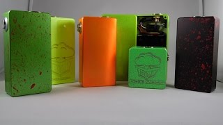 BJ Box Mods Voted 1 Unregulated Device of 2015