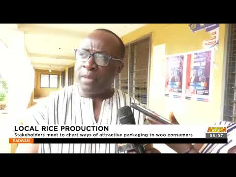 Stakeholders meet to chart ways of attractive packaging to woo consumers- Adom TV (17-9-21)