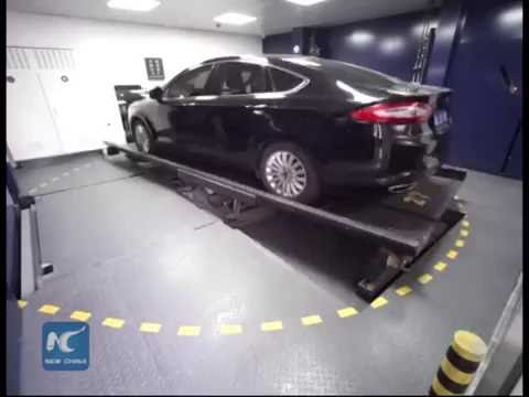 World's deepest automated stereo garage?