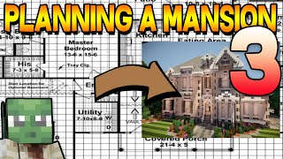 Planning A Mansion 3 - Using Architect Plans And Gimp
