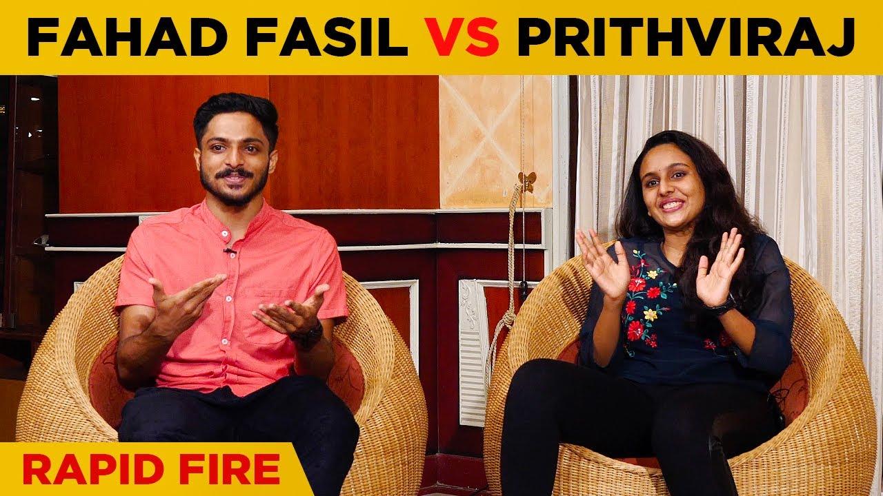 Rapid Fire With Naveen and Janaki  Super Rapid Fire With Kerala Medicos of Viral Rasputin Dancers