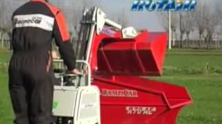 BrasiT - Wielofunkcyjne Maszyny Gąsienicowe - Budownictwo i Rolnictwo
