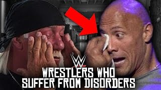 10 wwe wrestlers you didn t know who had disorders