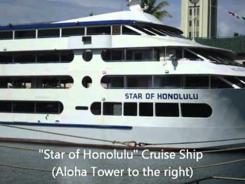 Views of Honolulu Harbor