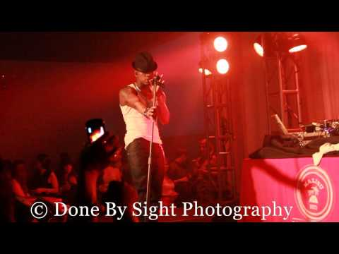 Ne Yo Lazy Love Live at Malibu Red Event Atlanta 2013