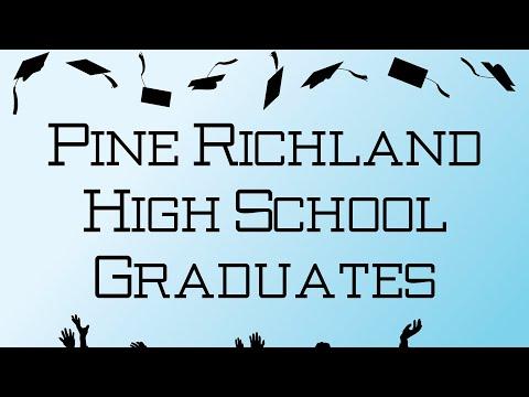Graduation Week: Pine Richland High School 2020