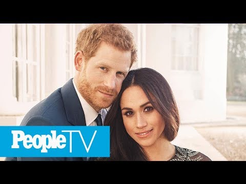Meghan Markle & Prince Harry Wedding Details Announced, Including When To Set Your Alarm! | PeopleTV