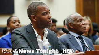 The Case for Reparations Goes To Congress (HBO)