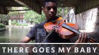 Usher | There Goes My Baby | Jeremy Green | Viola Cover
