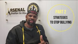 Strategies to Stop Bullying (2of3)