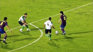 10 UNIQUE Goals Scored by Lionel Messi ● Only He Scored Them in Football ||HD||