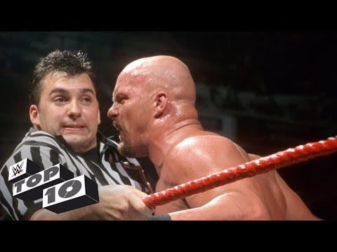 McMahon Family moments as Special Guest Referees: WWE Top 10, Dec. 16 2017