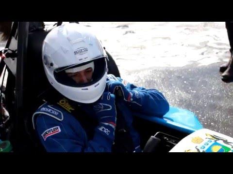 Испытания гоночного болида Formula Neftegaz 2016