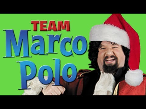 NEW! FREE Marco Polo's Christmas Around the World