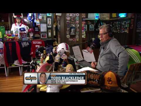 Todd Blackledge on The Dan Patrick Show (Full Interview) 9/30/16