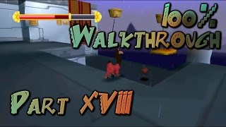 The Emperor's New Groove (PS1) 100% Walkthrough Part 18: City Chapter 1