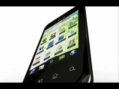 LG Optimus Chic: produktové video