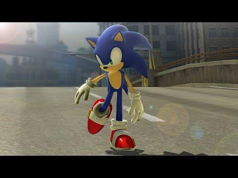 Sonic Unleashed RPCS3: Skyscraper Scamper Day
