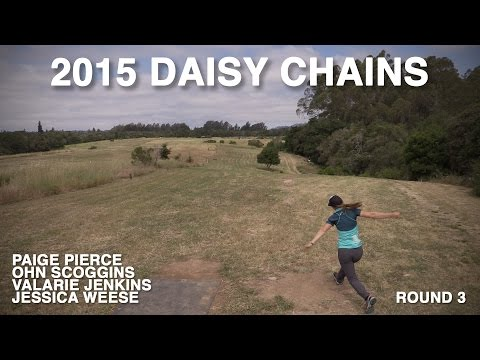 PHP #10a - Daisy Chains, 2015 - Round 3 (Pierce, Scoggins, Jenkins, Weese)