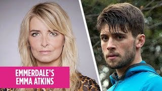 Emmerdale's Emma Atkins on whether Joe Tate will return