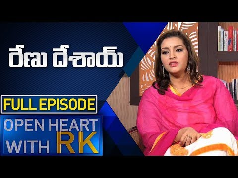 Actress Renu Desai | Open Heart With RK | Full Episode | ABN Telugu