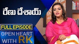 Actress Renu Desai | Open Heart With RK | Full Episode | ABN Telugu