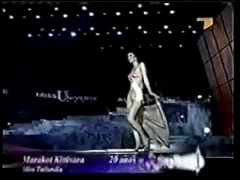 MISS THAILAND UNIVERSE 2004 PRESENTATION SHOW
