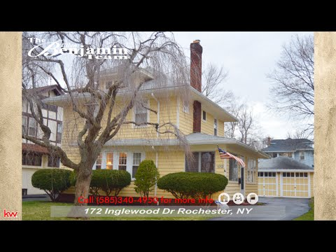 Homes For Sale 172 Inglewood Dr Rochester Ny 14619 Youtube