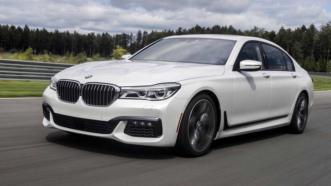 BMW 760i 2017
