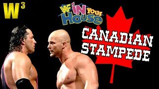 WWF In Your House: Canadian Stampede Review | Wrestling With Wregret