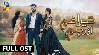 Tera Ghum Aur Hum | Full OST | HUM TV | Drama