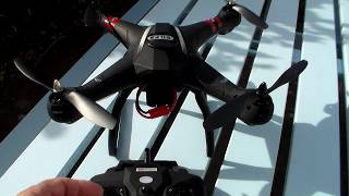 Unboxing the Bayangtoys X21 , getting it ready to fly and testing r...