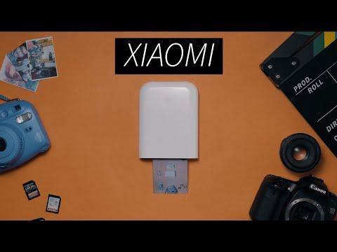 XIAOMI Pocket Photo Printer - Bring Back The Nostalgia