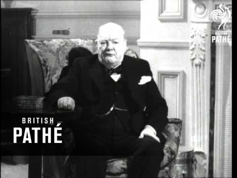 Interview With The Rt Hon Winston Churchill Aka Election Interview No 2 (1950)
