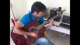 Saajna- I me aur Mai  Guitar Cover and chords