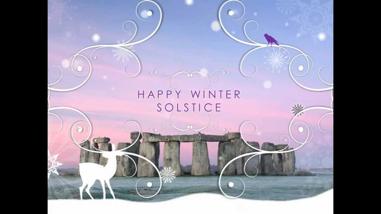 Happy Winter Solstice Youtube